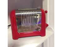 Dualit Lite 2-Slice Toaster - Red