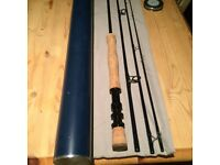 Thomas & Thomas 4pce 8# fly rod ( unused ) in metal tube