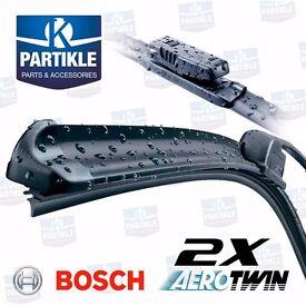 Subaru Impreza WRX Sti '00 - '07 Bosch Aerotwin Front Wiper Blades AR17/AR16