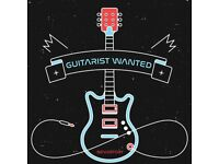 GUITARIST WANTED FOR GIGGING, TOURING ALT ROCK BAND