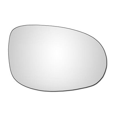 Right Hand Driver Side Door Wing Mirror Glass For Ford KA 2009-2015