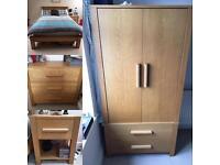 Beautiful NEXT Solid Wood Bedroom Furniture