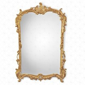 Classic Mirror frame reproduction mid XVIII c