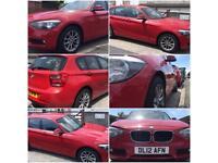 BMW 116I SE TURBO 2012