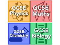 GCSE Maths and Sciences Tutoring