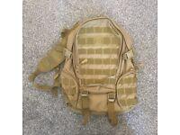 Army Daysack / Rucksack Mollie Fittings