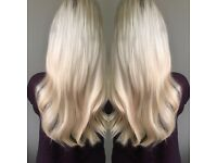 HAIR EXTENSIONS- 10% off for NEW CLIENTS- HAIR REHAB LONDON HAIR