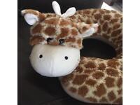 Giraffe Neck Pillow