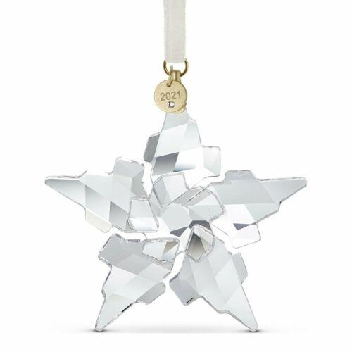 Authentic Swarovski Crystal 2021 Annual Edition Christmas Ornament 5557796