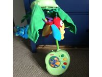 Fisherprice Rainforest Musical Cot Mobile