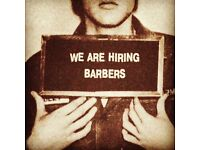Experienced barber wanted full time