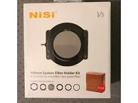 NISI 100mm DSLR/MIRRORLESS Filter Holder kit