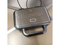 Breville VST041 2 Slice Deep Fill Sandwich Toaster Maker in Original Box