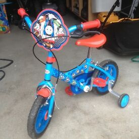 Thomas The Tank Engine Bicycle