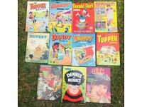 11 Old Annuals