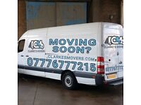 URGENT Man Van Hire Delivery Removals Collections Service NORTH, WEST, EAST, SOUTH - London