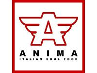 Pizza and Pasta Chef - Anima