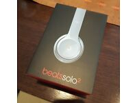 Beats Solo 2 Wired - Gloss Grey