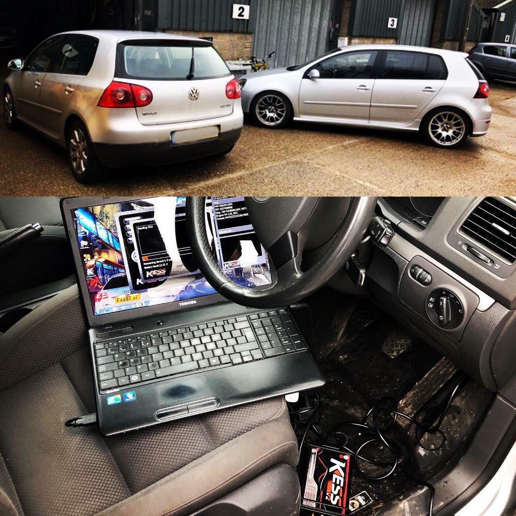 Car Remapping