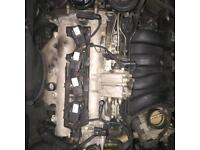 Vw golf 1.6 fsi engine complete Mk5