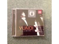 Yundi Live in Beijing cd and dvd