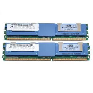 HP 398708-061 - 4GB RAM / Server Memory - PC2-5300F