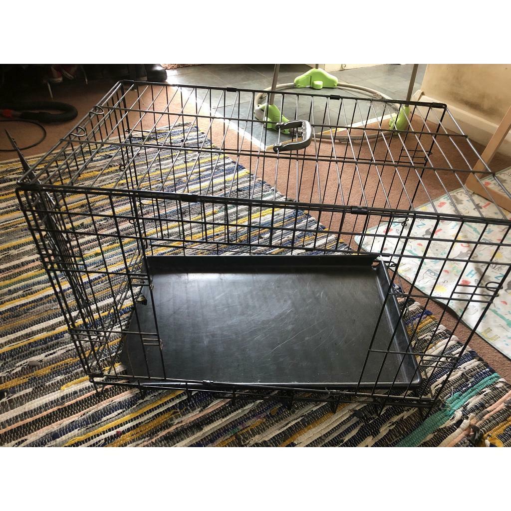 Free dog crate