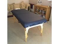 Masters massage table