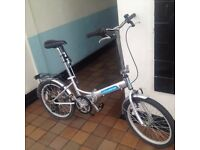 Townsend Voyage folding bike - good condition