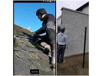 GLASGOW ROOFING REPAIRS (Roofer) AND ROUGHCASTING