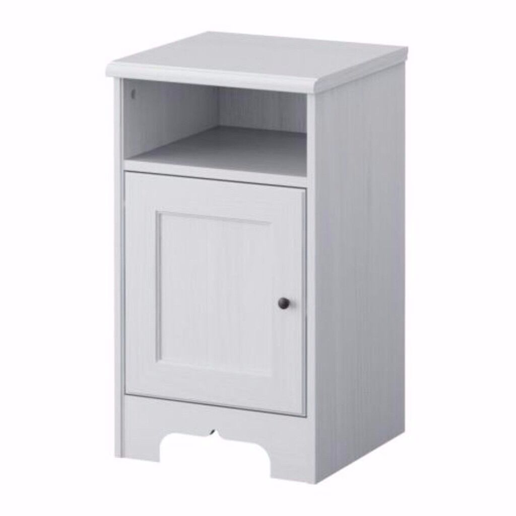 Ikea Aspelund Bedside Table