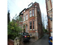 Studio flat in Mayfield Road, Manchester