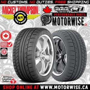 Mickey Thompson Street Comp Tires | Shop Online at motorwise.ca | Free Shipping Canada Wide