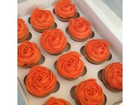 Cupcakes and cakes made to order
