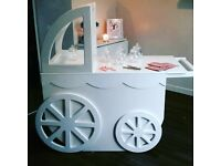 pram candy cart for sale