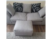 Sad sale.. due to moving back home! sat on once or twice! Pet free smoke free