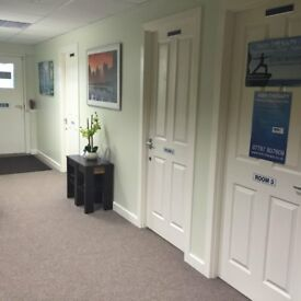Therapy Rooms to Rent in Livingston