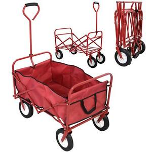 Collapsible Durable Folding Wagon Cart - Multi purpose - You will love this item!!!!  FREE SHIPPING