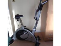 Crane power S6 Ergometer exercise bike for sale or swap for powered, foldable treadmill