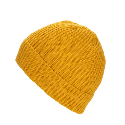 Men Women Slouch Baggy Oversized Winter Warm Ski Rib Knit Beanie Hat Cap HipHop