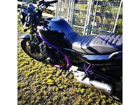 Yamaha Xj600n 2001