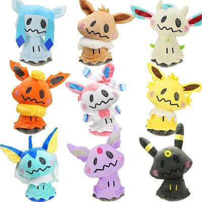 Pokemon Center Mimikyu Cosplay Eevee Plush Doll Stuffed Toy