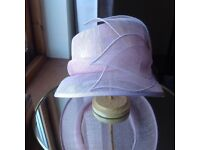 3 Hats and a fascinator - suitable for weddings