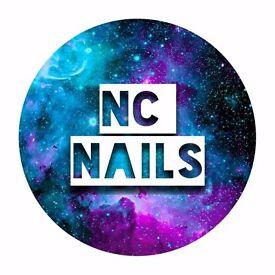 Home based Nail Technician