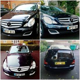 Quick sale Mercedes R Class 6 seater