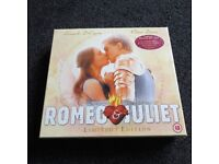 Romeo & Juliet Limited Edition VHS Box Set (1998)