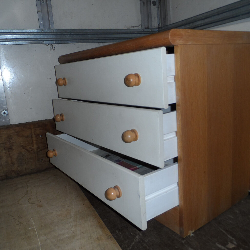 Chest of Drawers 3 drawers solid construction 78cm W x 50cm D x 70cm Hin Ipswich, SuffolkGumtree - Chest of Drawers 3 drawers solid construction 78cm W x 50cm D x 70cm H Fair condition, could do with a rub down on the top and a drop of wood oil?