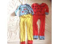 Boys Next pyjamas age 4-5