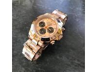 Rose gold Rolex Daytona - RARE