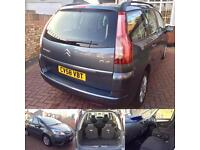 CITROEN C4 GRAND PICASSO VTR+ AUTO, 1.6 DIESEL, 56K MILEAGE, 2008/58, 7 SEATER, IMMACULATE!